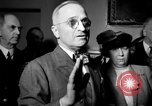 Image of Vice President Harry S Truman Washington DC USA, 1945, second 17 stock footage video 65675051806