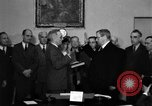 Image of Vice President Harry S Truman Washington DC USA, 1945, second 23 stock footage video 65675051806