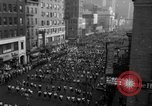 Image of Labor unions protest Taft-Hartley Act New York City United States USA, 1947, second 3 stock footage video 65675051810