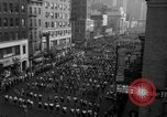 Image of Labor unions protest Taft-Hartley Act New York City United States USA, 1947, second 4 stock footage video 65675051810
