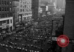 Image of Labor unions protest Taft-Hartley Act New York City United States USA, 1947, second 6 stock footage video 65675051810