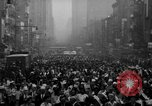 Image of Labor unions protest Taft-Hartley Act New York City United States USA, 1947, second 10 stock footage video 65675051810
