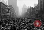 Image of Labor unions protest Taft-Hartley Act New York City United States USA, 1947, second 19 stock footage video 65675051810