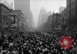 Image of Labor unions protest Taft-Hartley Act New York City United States USA, 1947, second 20 stock footage video 65675051810