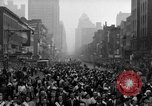 Image of Labor unions protest Taft-Hartley Act New York City United States USA, 1947, second 21 stock footage video 65675051810