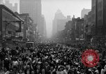 Image of Labor unions protest Taft-Hartley Act New York City United States USA, 1947, second 22 stock footage video 65675051810