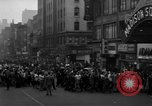 Image of Labor unions protest Taft-Hartley Act New York City United States USA, 1947, second 27 stock footage video 65675051810