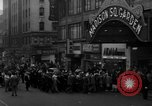 Image of Labor unions protest Taft-Hartley Act New York City United States USA, 1947, second 28 stock footage video 65675051810