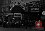 Image of Labor unions protest Taft-Hartley Act New York City United States USA, 1947, second 30 stock footage video 65675051810
