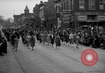 Image of Labor unions protest Taft-Hartley Act New York City United States USA, 1947, second 36 stock footage video 65675051810