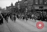 Image of Labor unions protest Taft-Hartley Act New York City United States USA, 1947, second 38 stock footage video 65675051810