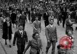 Image of Labor unions protest Taft-Hartley Act New York City United States USA, 1947, second 39 stock footage video 65675051810