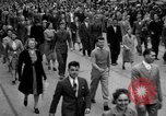 Image of Labor unions protest Taft-Hartley Act New York City United States USA, 1947, second 40 stock footage video 65675051810