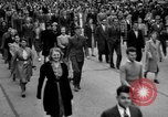 Image of Labor unions protest Taft-Hartley Act New York City United States USA, 1947, second 41 stock footage video 65675051810