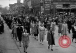 Image of Labor unions protest Taft-Hartley Act New York City United States USA, 1947, second 44 stock footage video 65675051810