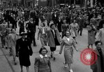 Image of Labor unions protest Taft-Hartley Act New York City United States USA, 1947, second 47 stock footage video 65675051810