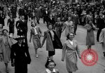 Image of Labor unions protest Taft-Hartley Act New York City United States USA, 1947, second 48 stock footage video 65675051810