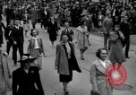 Image of Labor unions protest Taft-Hartley Act New York City United States USA, 1947, second 49 stock footage video 65675051810
