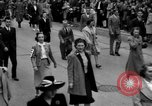 Image of Labor unions protest Taft-Hartley Act New York City United States USA, 1947, second 50 stock footage video 65675051810