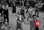Image of Labor unions protest Taft-Hartley Act New York City United States USA, 1947, second 51 stock footage video 65675051810