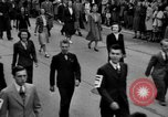 Image of Labor unions protest Taft-Hartley Act New York City United States USA, 1947, second 53 stock footage video 65675051810