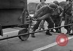 Image of American troops aboard LST English Channel, 1944, second 5 stock footage video 65675051822