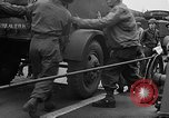 Image of American troops aboard LST English Channel, 1944, second 9 stock footage video 65675051822