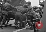 Image of American troops aboard LST English Channel, 1944, second 11 stock footage video 65675051822
