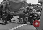 Image of American troops aboard LST English Channel, 1944, second 12 stock footage video 65675051822