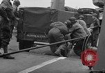 Image of American troops aboard LST English Channel, 1944, second 13 stock footage video 65675051822
