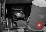 Image of American troops aboard LST English Channel, 1944, second 14 stock footage video 65675051822