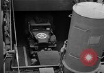 Image of American troops aboard LST English Channel, 1944, second 15 stock footage video 65675051822