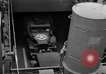 Image of American troops aboard LST English Channel, 1944, second 16 stock footage video 65675051822