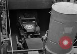 Image of American troops aboard LST English Channel, 1944, second 19 stock footage video 65675051822