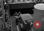 Image of American troops aboard LST English Channel, 1944, second 20 stock footage video 65675051822