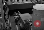 Image of American troops aboard LST English Channel, 1944, second 21 stock footage video 65675051822
