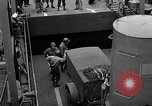 Image of American troops aboard LST English Channel, 1944, second 22 stock footage video 65675051822