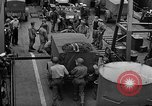 Image of American troops aboard LST English Channel, 1944, second 26 stock footage video 65675051822