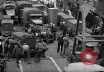 Image of American troops aboard LST English Channel, 1944, second 32 stock footage video 65675051822