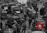 Image of American troops aboard LST English Channel, 1944, second 36 stock footage video 65675051822