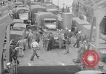 Image of American troops aboard LST English Channel, 1944, second 40 stock footage video 65675051822