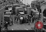 Image of American troops aboard LST English Channel, 1944, second 44 stock footage video 65675051822