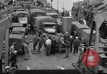 Image of American troops aboard LST English Channel, 1944, second 45 stock footage video 65675051822