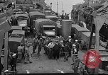 Image of American troops aboard LST English Channel, 1944, second 48 stock footage video 65675051822