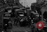 Image of American troops aboard LST English Channel, 1944, second 51 stock footage video 65675051822