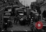 Image of American troops aboard LST English Channel, 1944, second 52 stock footage video 65675051822