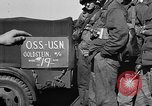Image of American troops aboard LST English Channel, 1944, second 2 stock footage video 65675051823