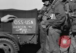 Image of American troops aboard LST English Channel, 1944, second 3 stock footage video 65675051823