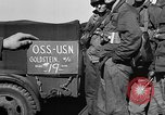 Image of American troops aboard LST English Channel, 1944, second 4 stock footage video 65675051823