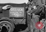Image of American troops aboard LST English Channel, 1944, second 5 stock footage video 65675051823